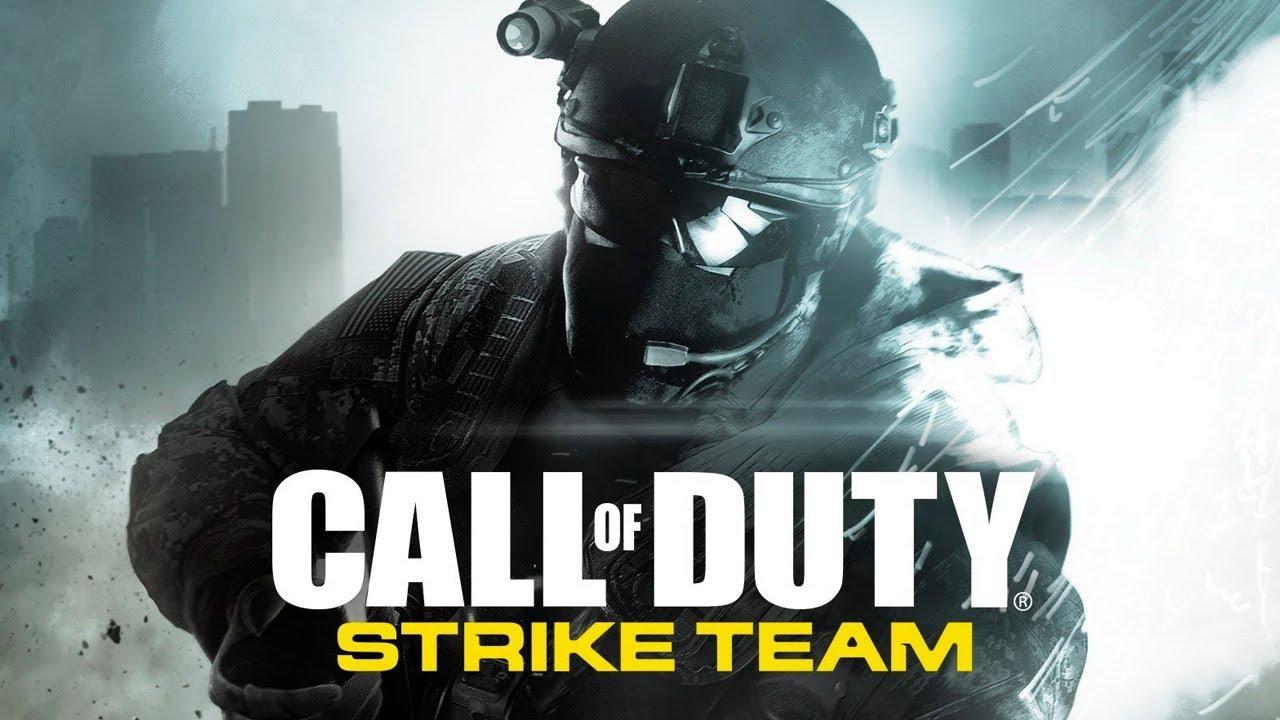 Avis IGN - Call of Duty: Strike Team - Critique vidéo - YouTube