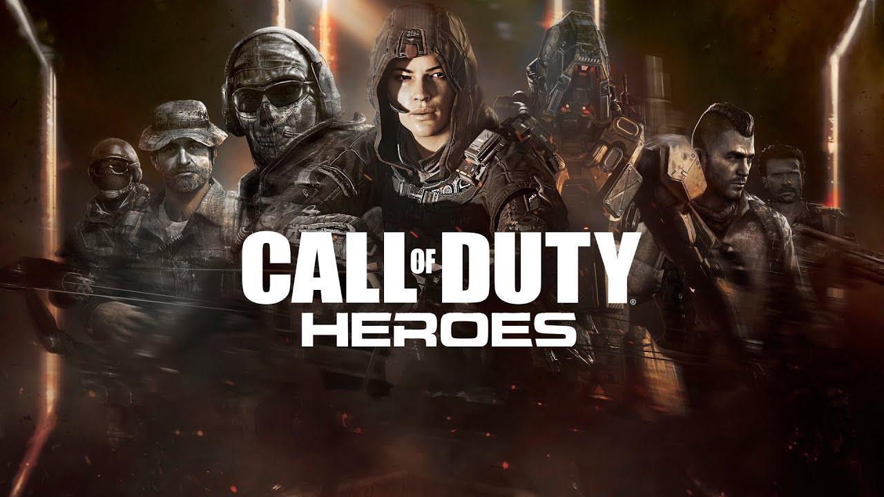 Bande-annonce officielle de la mise à jour de Call of Duty®: Heroes 2.0 - YouTube