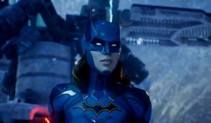 Gameplay de Gotham Knights