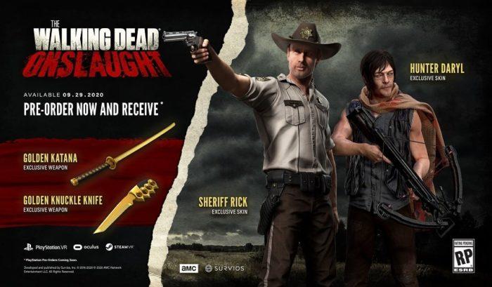 The Walking Dead: Assaut