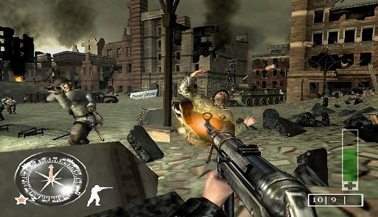 Call of Duty Finest Hour Xbox - RetroGameAge