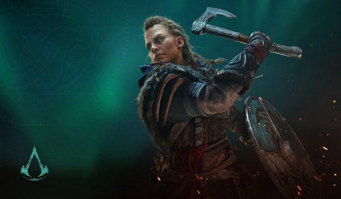 Assassin's Creed Valhalla Femme Eivor