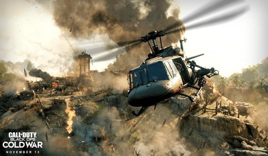 Call of Duty: Joueur multiple de Black Ops Cold War