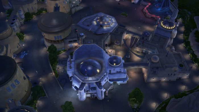 Les Sims 4: Voyage à Batuu