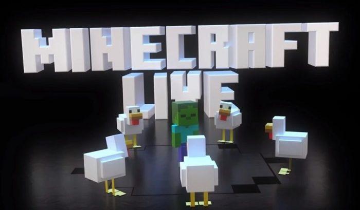 Minecraft en direct