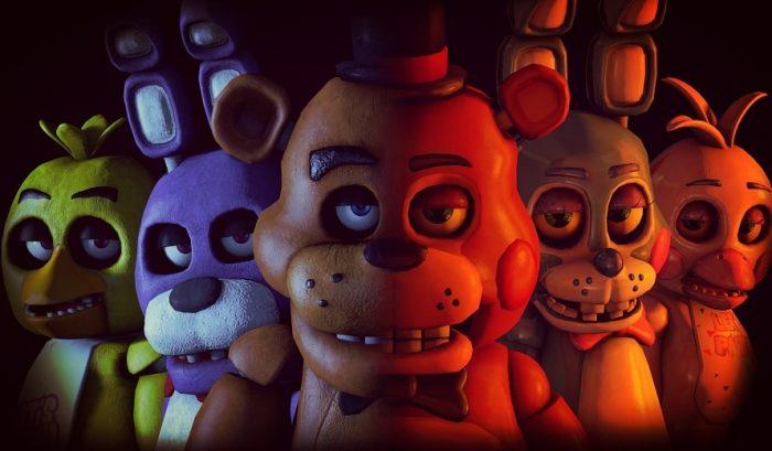 Cinq nuits chez Freddy: violation de la sécurité