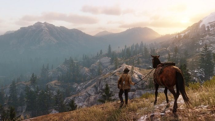 Red Dead Redemption 2 Bas 4